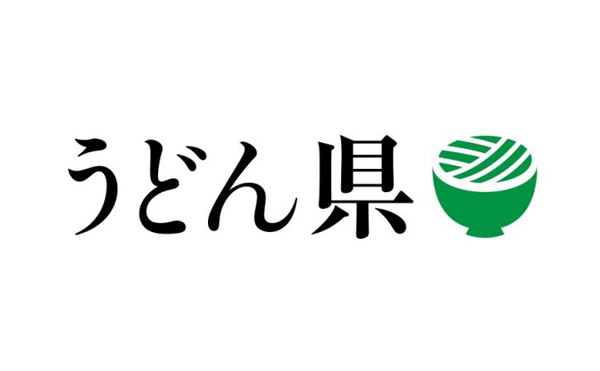 うどん県のマーク